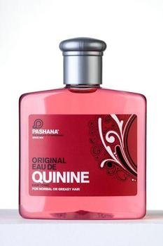 Pashana Original Eau de Quinine Hair Tonic (With Oil), 250ml by Pashana -