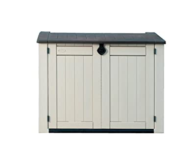 Keter Store It Out Flip Lid Shed - cheap UK light shop.