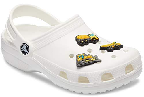 Crocs Schuhschmuck, Construction Vehicles 3-Pack, Mehrfarbig -