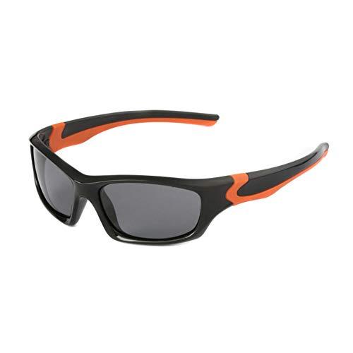 CCGSDJ Kids Sonnenbrillen Polarized Childrens Sonnenbrillen Baby Brillen Schutz