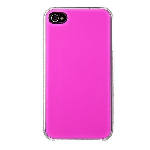 QDOS QD-7470-P Smoothies Racing Schutzhülle für Apple iPhone 5/5S rose rosa