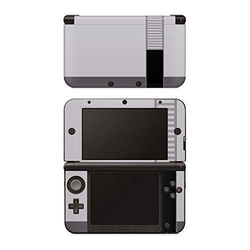 Skins4u Aufkleber Design Schutzfolie Vinyl Skin kompatibel mit Nintendo NEW 3DS XL Retro SNES
