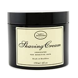 The Art Of Shaving Shaving Cream - Unscented (For Sensitive Skin)- 150g/5oz