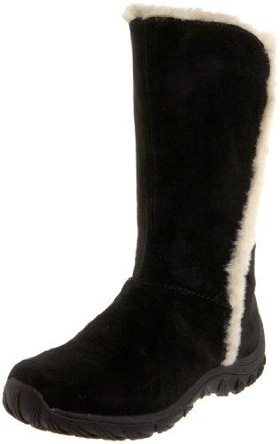 Patagonia, Damen Stiefel & Stiefeletten, Schwarz - Noir (155) - Größe: 39 EU -