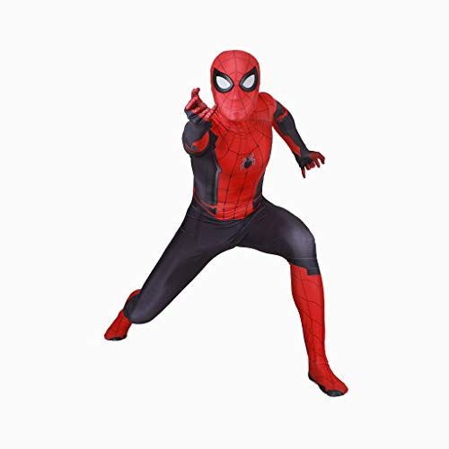 Spiderman Kostüm Ohne Maske - Yanbeng Superheld Spiderman Kostüme Kinder Lycra