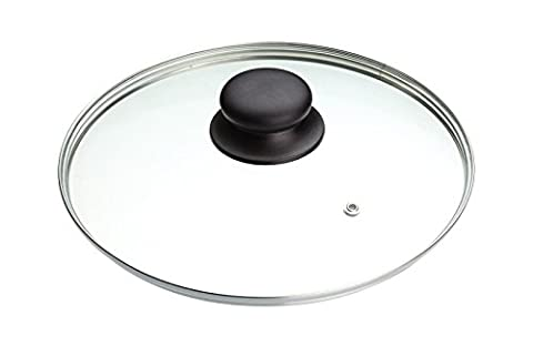 New Tempered Glass Replacement Lids for Pans Pots and Casseroles (30cm)