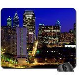 Center city Skyline Philadelphia Pennsylvania Mauspad, Mousepad (modernes Maus Pad)