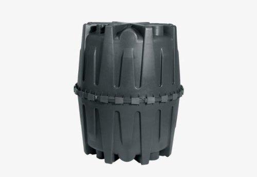Garantia 2 Tankhälften verbindbar mit Schnellverbinder