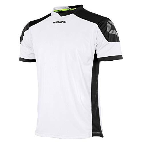 Stanno Campione Trikot K.A. - white-black, Größe Stanno:M