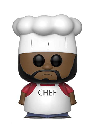 Funko 32859 Pop-Vinyl: South Park: Chef, Mehrfarbig