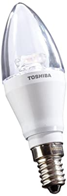 Toshiba LDCC0627CE4EUC LED E14 Candle 6 W, clear von Siewert & Kau Computertechnik bei Lampenhans.de