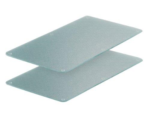 zeller-26205-tabla-de-cortar-de-cristal-o-tapas-para-cocinas-ceran-2-unidades-52-x-30