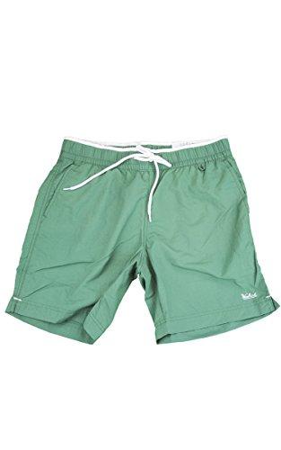 woolrich-short-de-bain-homme-vert-vert-s