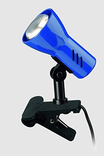 Briloner Leuchten - Flexo con pinza giratorio