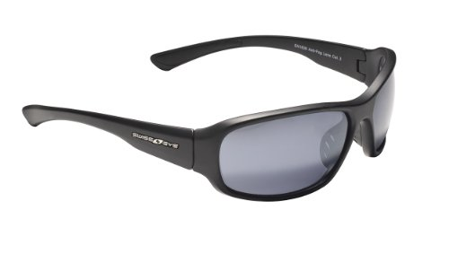 Swiss Eye Sportbrille Freeride, Black Matt, One Size, 14321