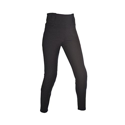 Oxford Pantalones Motocicleta Forro Kevlar – Negro