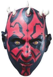 3/4 Star Wars Darth Maul Adult mask (disfraz)
