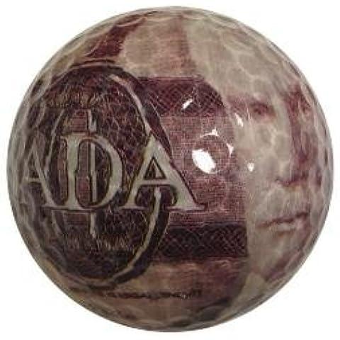 Oddballs Canadian-Mazzetta da cento dollari di Bill di palla da Golf