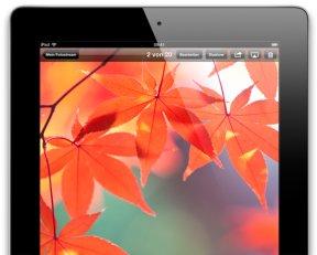 Apple – iPad – Einfach schön. Doppelt so schnell.