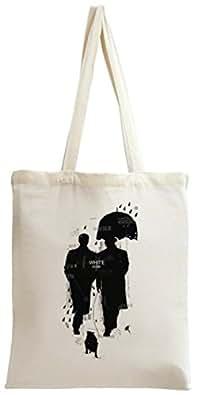 Raining man Tote Bag