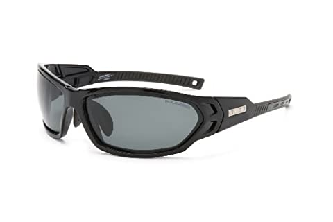 Bloc Eyewear Scorpion Pol Unisex Adult Sunglasses - Shiny Black