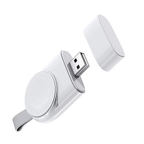 Caricabatterie USB per Apple Watch da viaggio, senza fili