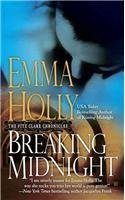 [Saving Midnight: The Fitz Clare Chronicles] (By: Emma Holly) [published: October, 2009]