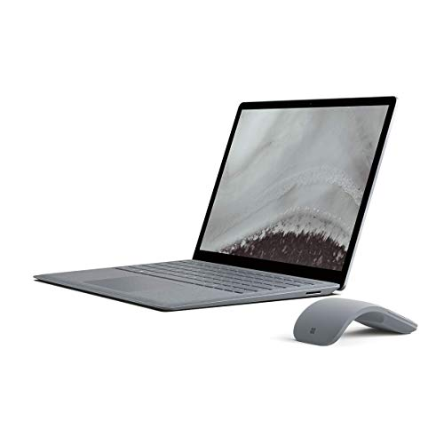 Microsoft Surface Laptop 2, 34,29 cm (13,5 Zoll) Laptop (Intel Core i5, 8GB RAM, 256GB SSD, Win 10 Home) Platin Grau