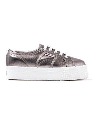 Superga 2790 Cotmetw Sneakers Da Donna Grey