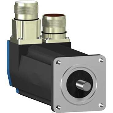 Schneider BSH0553P12F1A AC-Servomotor BSH, 1,3 Nm, 8000 U/min mit Passfeder, Bremse, IP50