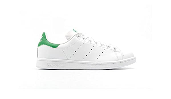 ADIDAS STAN SMITH SNEAKERS BIANCO VERDE M20324 2 40 2 3