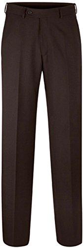 GREIFF Herren-Hose Anzug-Hose PREMIUM regular fit - Style 1325 - braun - Größe: 98