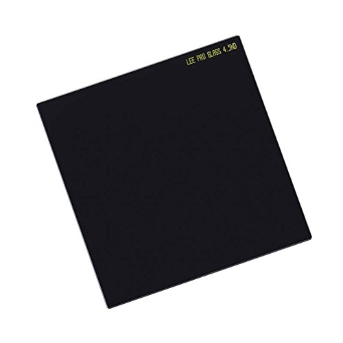 Lee Filters 100mm ProGlass IRND ND-Filter für 100mm-Filterhalter - 30 000x / ND 4,5 / +15 Blenden