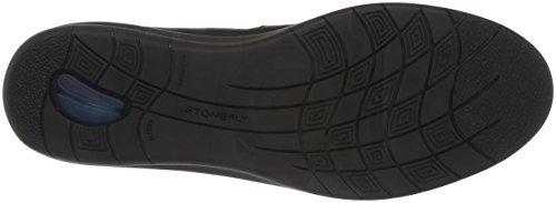 Stonefly Paseo Iii 1, Soletta Comfort Donna Nero (Nero/Black 000)