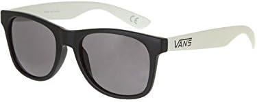 vans Hombre SPICOLI 4 SHADES Gafas de sol, Negro (BLACK-WHITE)