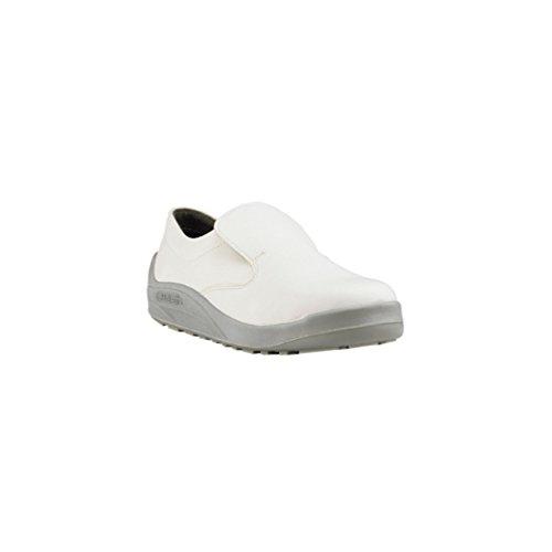 Jallatte - Mocassin de sécurité JALBIO S2 HRO SRC - Jallatte Blanc