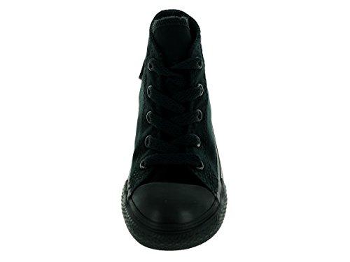 Converse Chuck taylor all star sp high 7S121, Baskets Bébé Black Monochrome
