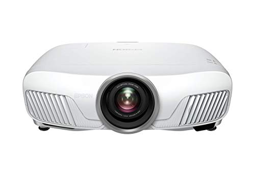 Epson EH-TW7400 4K Enhanced 2400 Lumens Projector - White