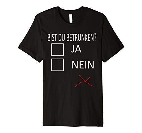 Halloween Party Saufen Kostüm Funny Betrunken Lustiges Shirt