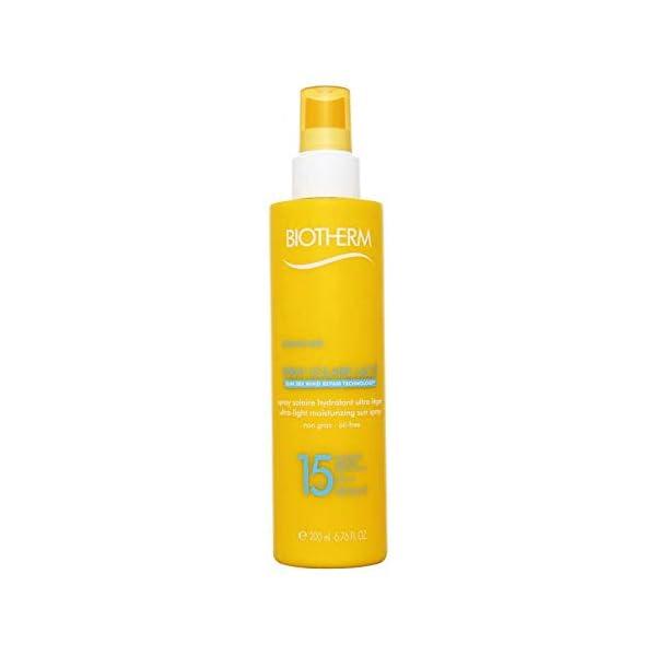 Biotherm Sun Spray Lacté Spf15 200 ml