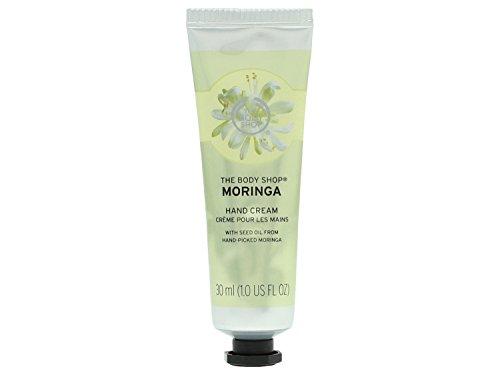The Body Shop Hand Cream, Moringa, 1 Fluid Ounce