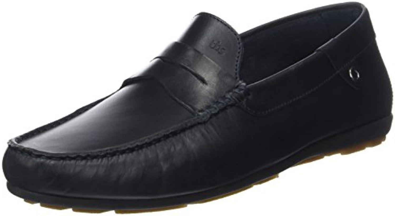 TBS Palazio- - Mocasines Hombre  Zapatos de moda en línea Obtenga el mejor descuento de venta caliente-Descuento más grande