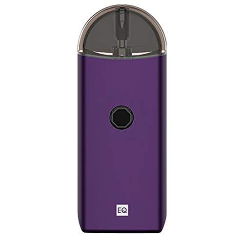 E-Zigarette Starter Set,Innokin EQ Pod System Redefined AIO Mini mit 0,5 ohm Verdampfer Köpfe Mesh Coils, 2 ml Cartridage Ohne Nikotin (Lila)