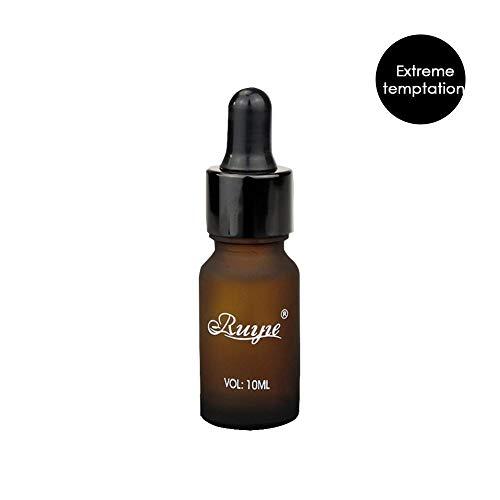 Preisvergleich Produktbild welltobuy Aromatherapie flüssiges natürliches ätherisches Öl Auto Parfüm Parfüm Ergänzung flüssiges Auto Parfüm 10ml Auto Parfüm Nachfüller