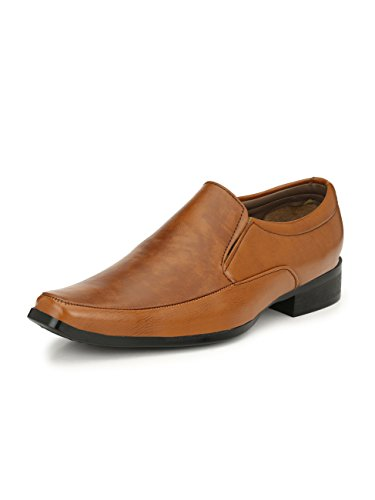 Sir Corbett Men's Synthetic Slip On Formal Shoes