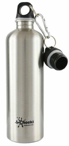 Cheeki 750 ml Stainless Steel Water Bottle...