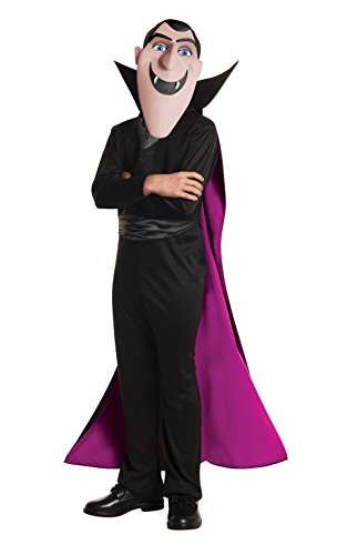 Dracula Hotel Transylvania 2 - Kids Costume 3 - 4 (Dracula Kid Kostüme)