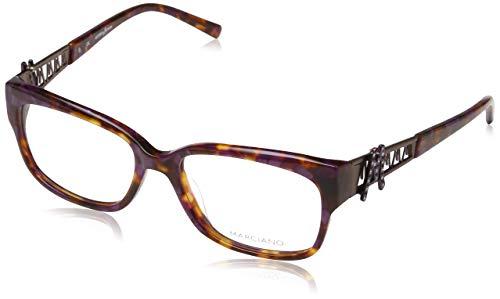 Guess Damen Vgm137 Prdm-52-16-135 Brillengestelle, Braun, 52