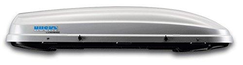 Kamei Dachbox Husky L Silber - matt (08133205)