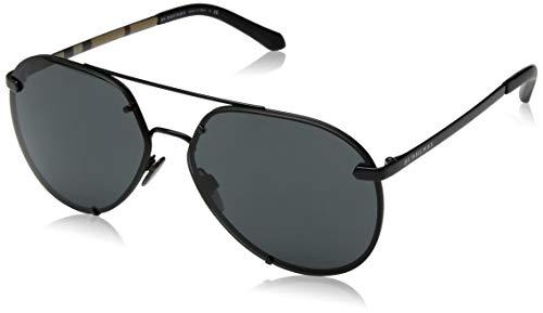 BURBERRY Sonnenbrillen BE 3099 Black/Grey Damenbrillen
